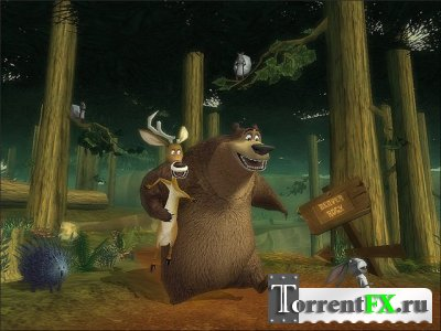 Сезон охоты / Open season (2006) PC | RePack