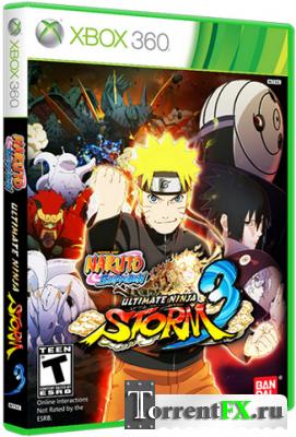 Naruto Shippuden: Ultimate Ninja Storm 3 (2013) XBOX360