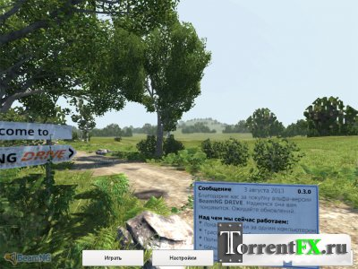 BeamNG DRIVE [v 0.3] (2013) PC