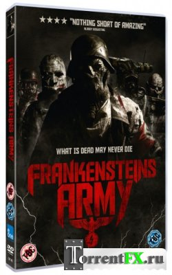 Армия Франкенштейна / Frankenstein's Army (2013) WEB-DLRip