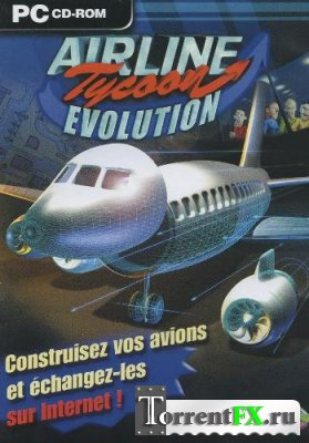 Аэропорт 2: Эволюция / Airline Tycoon Evolution (2002) PC