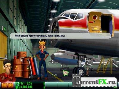 Аэропорт 2: Эволюция / Airline Tycoon Evolution (2002) PC