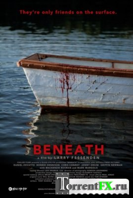 Внизу / Beneath (2013) WEB-DLRip | L2