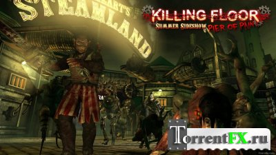 Killing Floor + All DLC [v.1051] (2013) PC | Steam-Rip