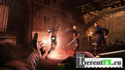 Dishonored [Update 4 + 2 DLC] (2012) PC | Repack от R.G. UPG
