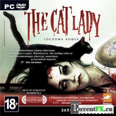 Госпожа кошек / The Cat Lady (2013) PC | Repack