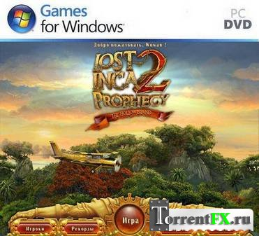 ������� ����������� ����� 2 / Lost Inca Prophecy 2: The Hollow Island (2012) ��