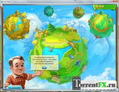 Snow Globe: Farm World (2012) PC