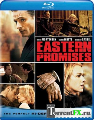 ����� �� ������� / Eastern Promises (2007) �DRip �� Scarabey | D
