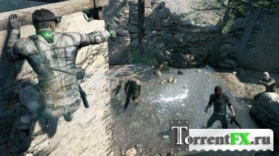 Tom Clancy's Splinter Cell: Blacklist (2013/En) XBOX360 [LT+3.0] +KINECT