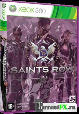 Saints Row 4 (2013/ENG) XBOX360 [LT+3.0]