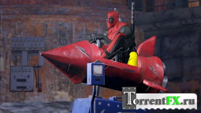 Deadpool (2013) XBOX360 [LT+3.0]