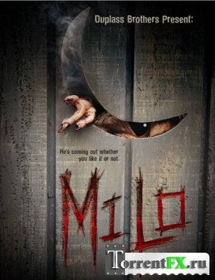 Майло / Bad Milo (2013) DVDScr