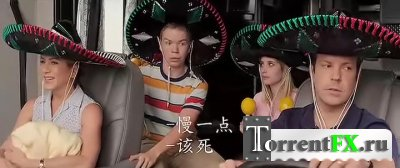 Мы – Миллеры / We're the Millers (2013) WEBRip