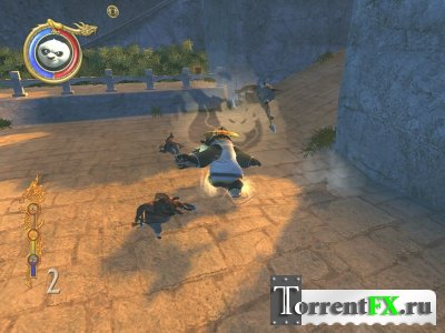 Кунг-фу Панда / Kung Fu Panda (2008) PC | RePack от Spieler