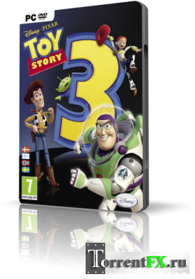 ������� �������: ������� ����� / Toy Story 3: The Video Game (2010) PC