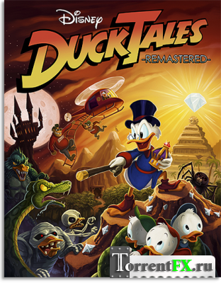 DuckTales: Remastered (2013) PS3