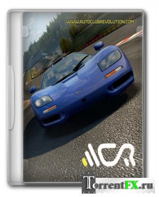 Auto Club Revolution (2013) PC