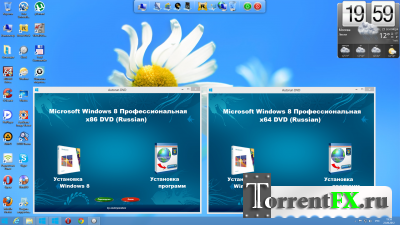 Windows 8 Professional (x86 x64 Russian) 2012