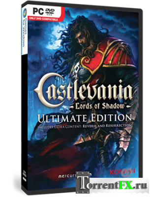 Castlevania: Lords of Shadow – Ultimate Edition [v1.0.2.8 + 2 DLC] (2013) PC