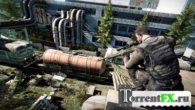 Sniper: Ghost Warrior 2 [v 1.09 + DLC] (2013) PC