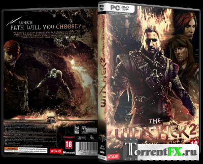 Ведьмак 2: Убийцы королей. Расширенное издание  [3.4.4.1+12 DLC] (2011) PC