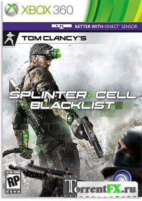 Tom Clancy's Splinter Cell: Blacklist [RUS] (2013) XBOX360