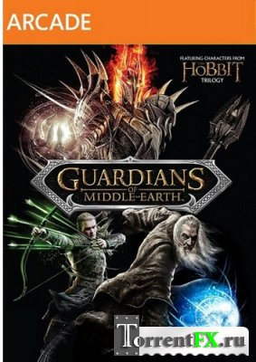 Guardians of Middle-earth: Mithril Edition (2013) PC