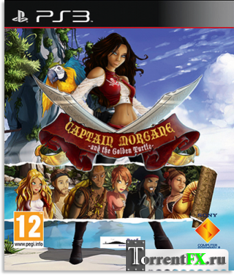 Captain Morgane And The Golden Turtle (2013) PS3 | RePack