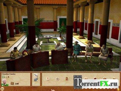 Римская империя / Pax Romana (2003) PC | RePack