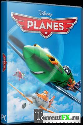 Самолеты / Disney Planes (2013) PC | Лицензия