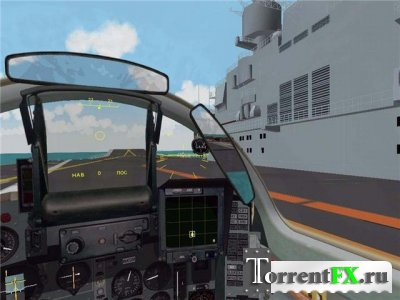 Су-27 Фланкер 2.5 / Flanker 2.5 Combat Flight Simulator (2002) PC