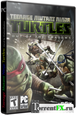 Teenage Mutant Ninja Turtles: Out of the Shadows (2013) PC | RePack