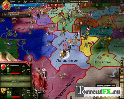 Европа 3. Византия / Europa Universalis 3: In Nomine (2008) PC