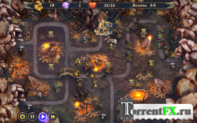 ����������� ������ 3. ������� ��� / Royal Defence 3 (2013) PC