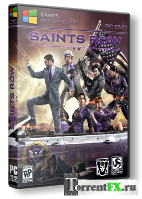 Saints Row 4: Commander-in-Chief Edition + DLC Pack [Update 3] (2013) PC