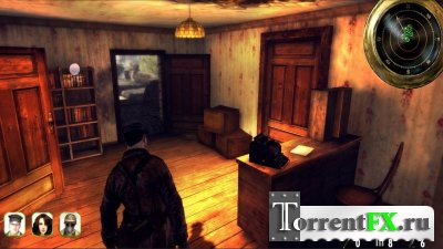 Uprising 44: The Silent Shadows [v.1.04] (2012) PC