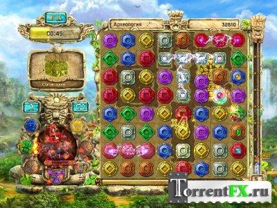 Сокровища Монтесумы 4 / The Treasures of Montezuma 4 (2013) PC