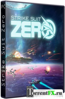 Strike Suit Zero [v 1.0.dc19967 + 6 DLC] (2013) PC | Steam-Rip