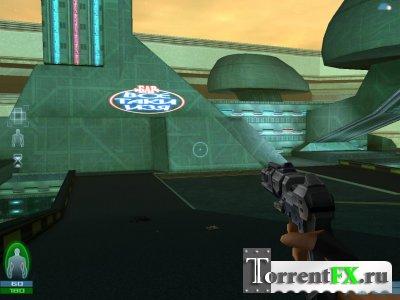 Саботаж: Кулак Империи / Sabotain: Break the Rules (2004) PC