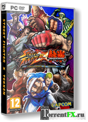 Street Fighter X Tekken [v 1.08 + DLC's] (2012) PC