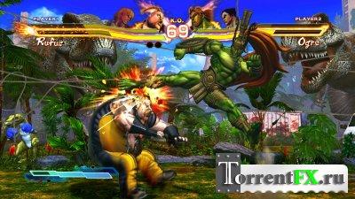 Street Fighter X Tekken [v 1.08 + DLC's] (2012) PC