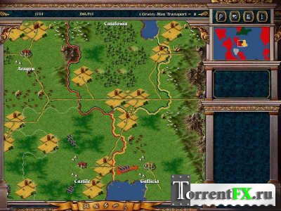 Imperialism 2: Age of Exploration (1999) PC