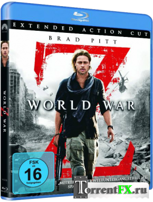 Война миров Z / World War Z (2013) BDRip-AVC