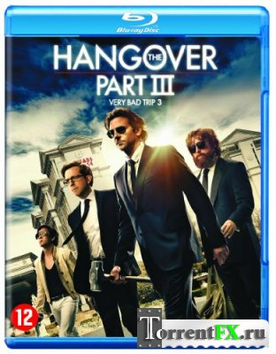 Мальчишник: Часть III / The Hangover Part III (2013) BDRip