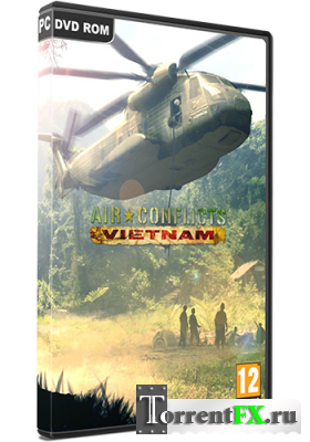Air Conflicts: Vietnam (2013) РС | RePack от Black Beard