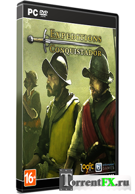 Expeditions: Conquistador (2013) РС | RePack от Black Beard