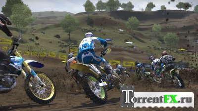MX vs. ATV: Unleashed (2006) PC | RePack от LMFAO