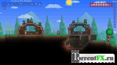 Terraria: BloodMoon Edition (2011) PC | RePack