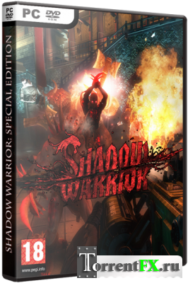 Shadow Warrior - Special Edition [v 1.0.4.0 + 5 DLC] (2013) PC
